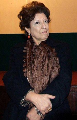 Agnese Borsellino in una foto di qualche anno fa (Ansa).