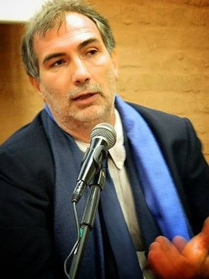 Giulio Marcon, deputato di Sel.