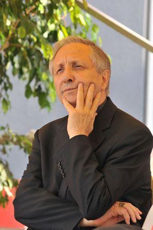 Monsignor Luciano Monari, vescovo di Brescia.