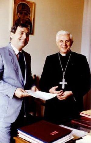 ET-ET: Ipotesi su Vittorio Messori (Italian Edition)
