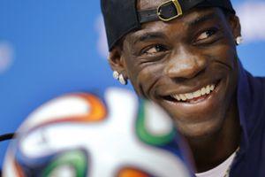 Mario Balotelli (Reuters).