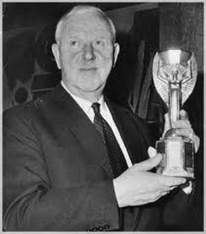 Jules Rimet ((1873-1956), il papà dei Mondiali di calcio.