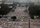 Folla record a Manila: sette milioni di fedeli alla Messa del Papa