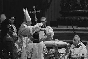 Papa Roncalli apre il Concilio Vaticano II