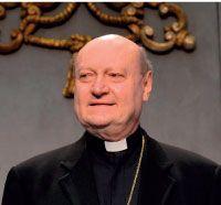 Il cardinale Gianfranco Ravasi, biblista, teologo,  ha 73 anni: dal 2007 presiede il Pontificio Consiglio della Cultura.