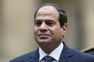 Il presidente egiziano Al Sisi (Reuters).