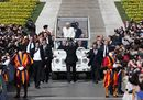 L'udienza dopo Pasqua di papa Francesco