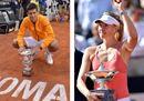 Djokovic e Sharapova re e regina della terra rossa