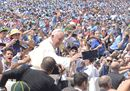 Il Papa e 100 mila scout