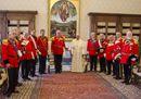 Il Papa riceve il Gran Maestro dell'Ordine di Malta