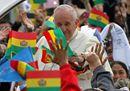 Papa Francesco in Bolivia, le immagini più belle
