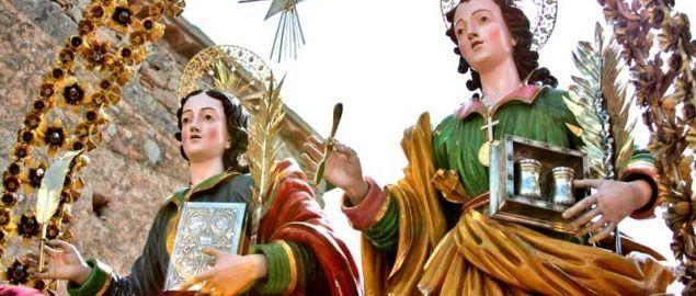 Santi Cosma e Damiano, i gemelli medici che curavano gratis