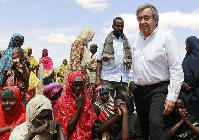 Antonio Guterres, il nuovo segretario Onu che ha a cuore i rifugiati