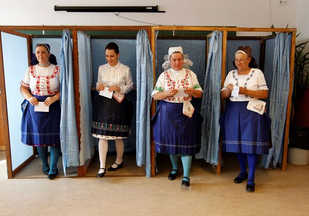 L'Ungheria boccia Orban, fallito referendum anti-migranti