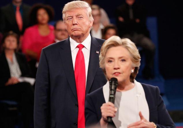 Elezioni Usa: alla Clinton il secondo round, ma il dibattito è disgustoso