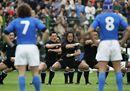 Torna in Italia il mito degli All Blacks