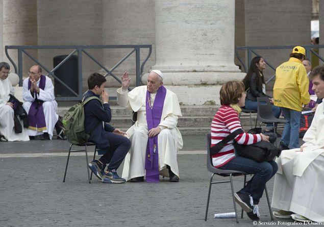«Ma quale lassismo, sull'aborto il Papa evidenzia la grandezza del cuore di Dio»