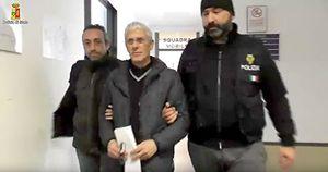L'arresto di Gianbattista Ventura