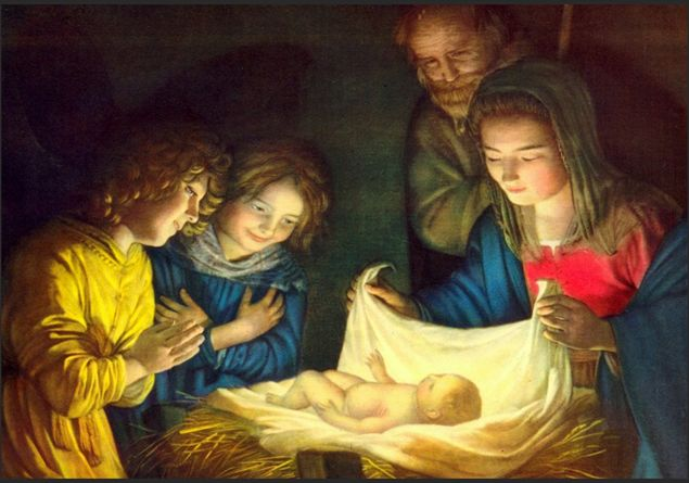 Immagini Natale Sacre.Immagini Di Natale Sacre Disegni Di Natale 2019
