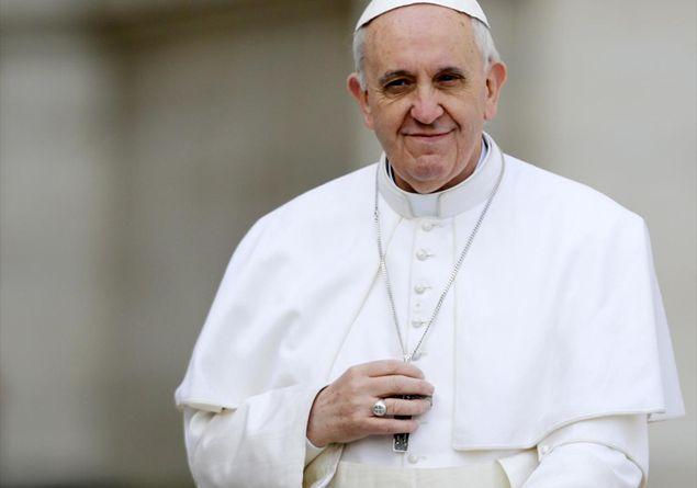 Auguri Francesco, il Papa compie 80 anni - #Pontifex80