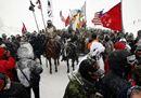 North Dakota, i Sioux vincono la battaglia contro l'oleodotto