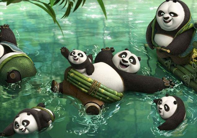 Alessandro carloni e kung fu panda 3 famiglia cristiana