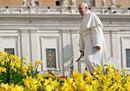 Il Papa: il perdono di Dio non è come in tintoria