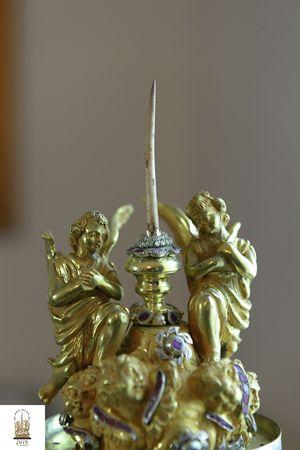 La Sacra Spina di Andria. Per gentile concessione della diocesi.