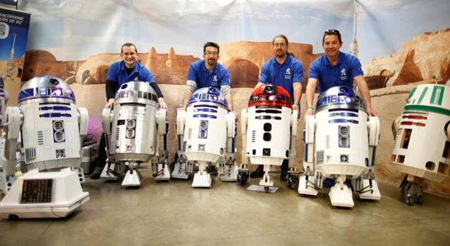 Video iCub, Piccolo Robot a Italia's Got Talent