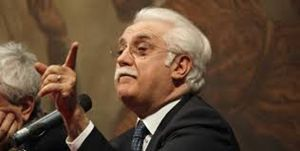 Il professore Giorgio Calabrese