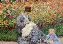 Monet_ signora Monet col figlio