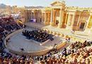 Palmira torna alla vita con un concerto di musica classica