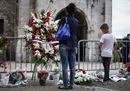 Priest killed in24