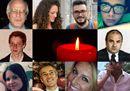 I volti e le storie delle vittime dello scontro dei treni in Puglia