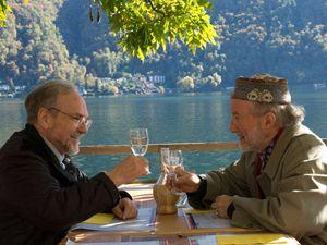 Josef Weiss e Alberto Casiraghy.