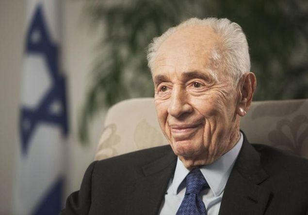 Morto Shimon Peres, la colomba vola via