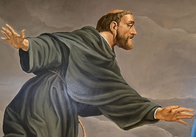 San Giuseppe da Copertino, il mistico finito sotto accusa per i suoi voli
