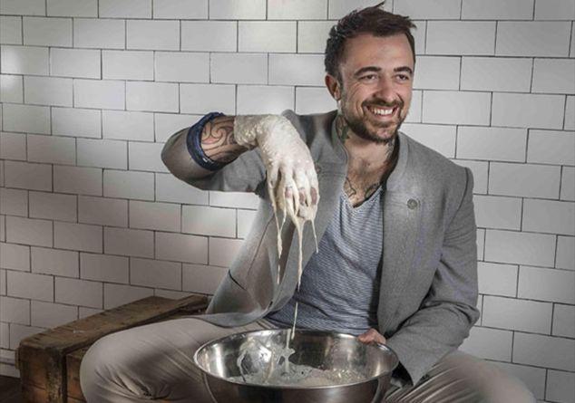 """Chef Rubio, da """"Unti e bisunti"""" a Rio 2016"""