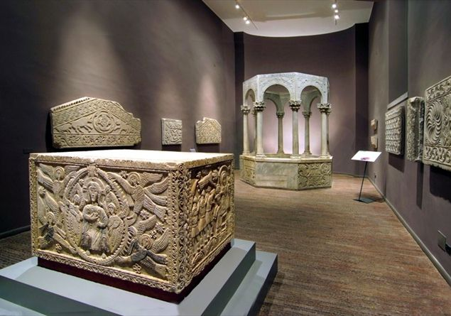 I tesori dei musei ecclesiastici si mettono in mostra
