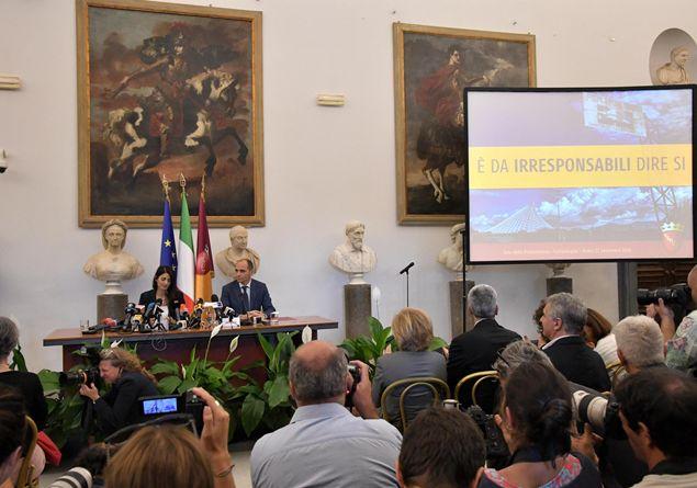 Roma 2024, quel no senza galateo istituzionale
