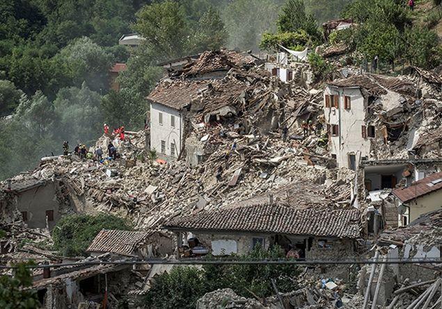 «Ma perché Dio manda i terremoti?»