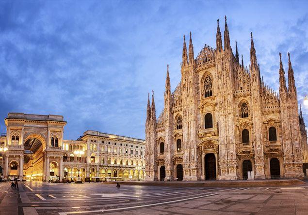 Milano è la città italiana con il maggior numero di visitatori
