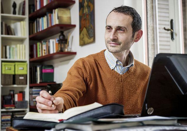 Christian Albini, il teologo della porta accanto