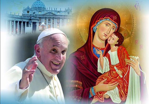 Piccolo Ufficio Della Madonna : La vera storia dell icona della madre di misericordia famiglia