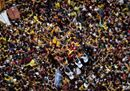 Filippine, milioni di fedeli per la processione del Nazareno Nero