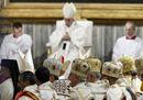 Il Papa celebra la Messa nel centenario della Congregazione per le Chiese orientali