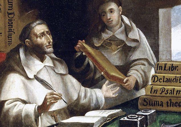 Risultati immagini per Sant' Alberto Magno