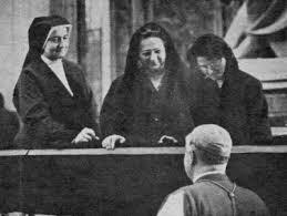 Alcune uditrici al Concilio Vaticano II (foto: laici.va)