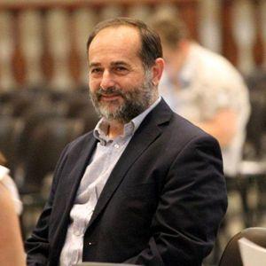 Alessandro Martini, direttore della Caritas della diocesi di Firenze (foto di Roberto Vicario)