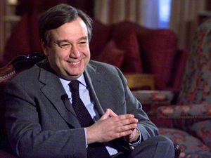 António Guterres, Segretario Generale dell'Onu (foto Reuters)
